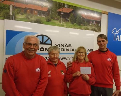 Glada finalister i Vinäsfönster Cup